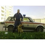 Гончаров Антон (Инструктор-дрессировщик)
